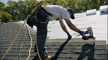 The best season to repair your roof