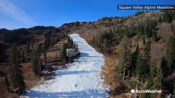 Ski resort prepares for opening day