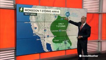 Southwest monsoon finally set to make a move north