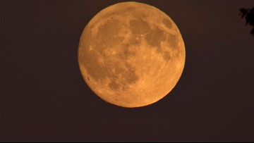 Harvest Moon to glow bright on Friday the 13th