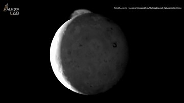 Awesome GIF of a Volcanic Eruption on Jupiter's Moon Io