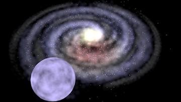 Mysterious Black Hole Chucks Star Across The Milky Way