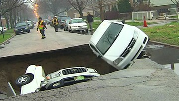 What Causes These Terrifying Sinkholes to Form?