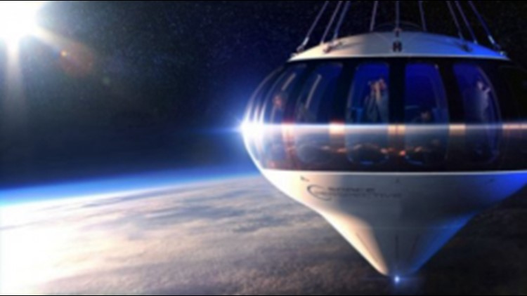 You Might Soon Be Able to Visit the Edge of Space in a Giant Balloon