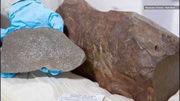 Man's 'Gold Nugget' Turns Out to Be a Super Rare Meteorite