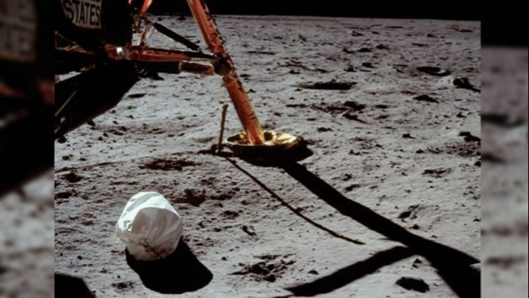 These Are The Weirdest Things We've Left on the Moon