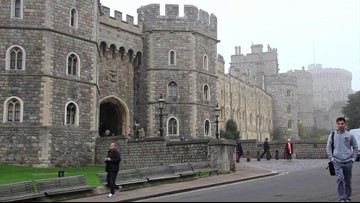 The Queen Invited These Celebrities to a Sleepover at Windsor Castle