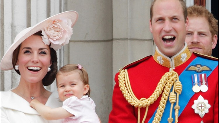 A Royal Family Heirloom Expected to Land in the Hands of Princess Charlotte