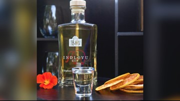 This Gin is Flavored With Botanicals From Elephant Dung
