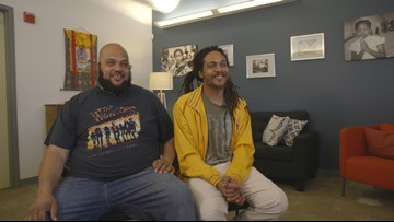 They found peace in a violent neighborhood through meditation. Now, they teach others.
