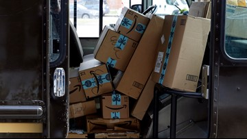 Holiday shipping guide: Deadlines for Amazon, Target, UPS and more