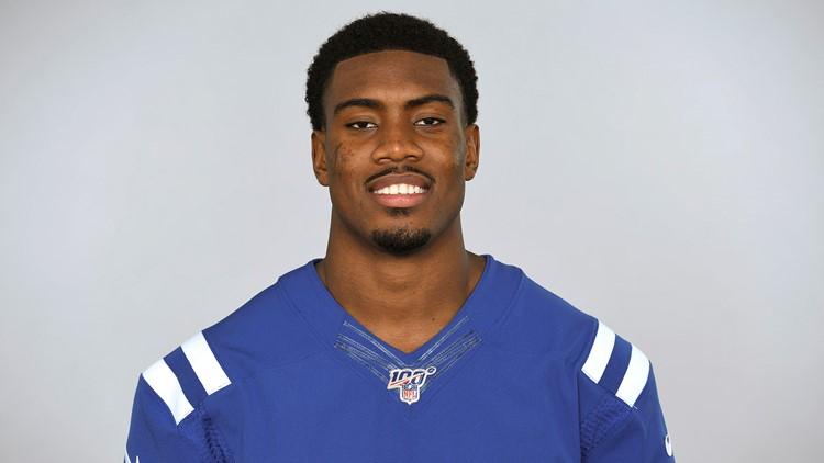 Indianapolis Colts 2019 Football Headshots