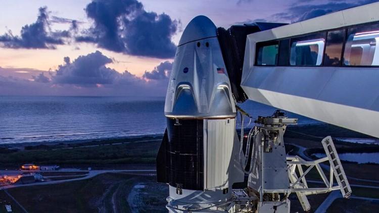 SpaceX May 2020 AP