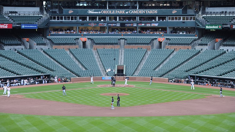 Report: MLB projects $640K per game loss with no fans