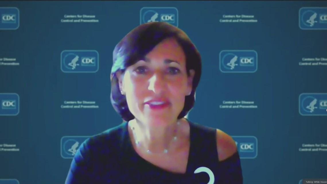CDC director addresses delta COVID variant