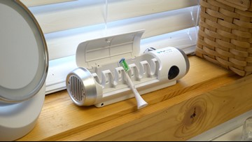DEALBOSS: Use this gadget to get rid of bathroom germs!