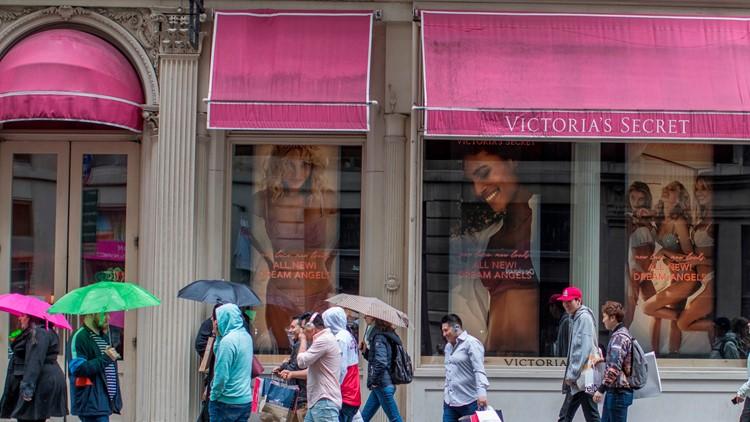 Victorias secret L Brands Shares