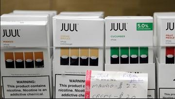 Juul halts sales of fruit, dessert flavors for e-cigarettes