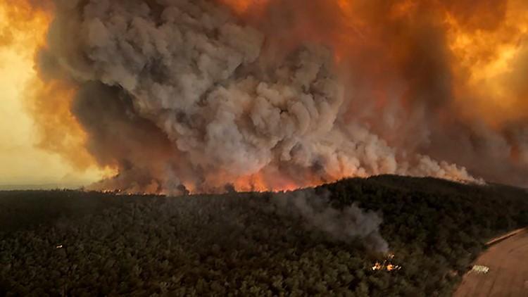 APTOPIX Australia Wildfires