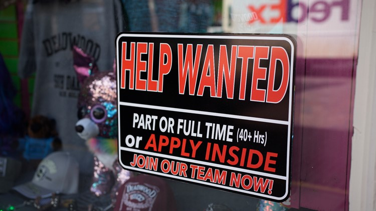 Fear of COVID-19 will no longer be acceptable reason for Texans on unemployment to turn down jobs