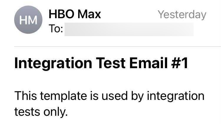 HBO Max customers reveal their tech horror stories after 'intern' sends test email blast