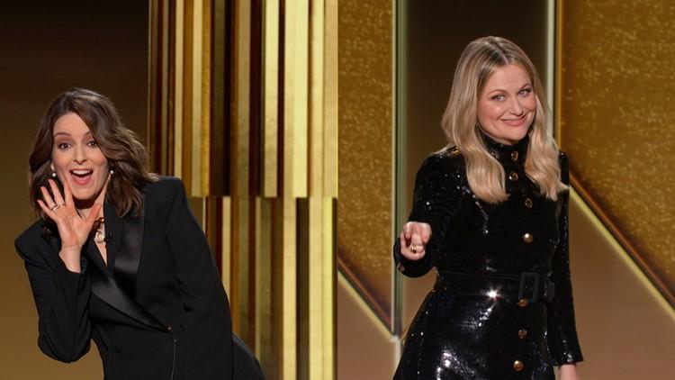 'Nomandland,' Borat,' 'The Crown' win at bicoastal Golden Globes