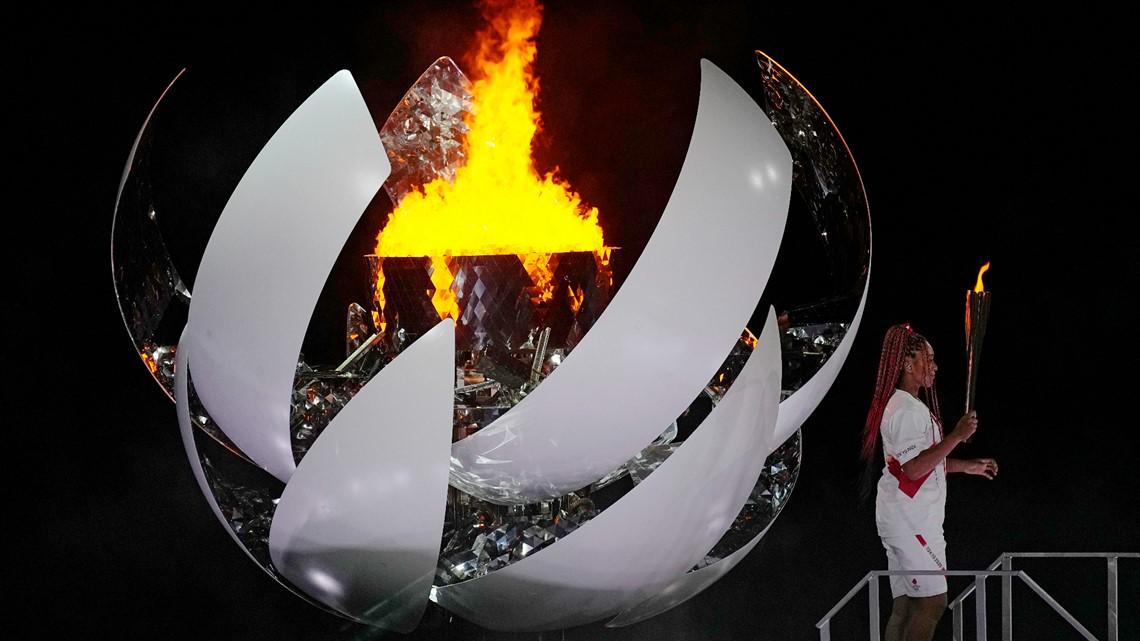 Five facts about Olympic cauldron lighter Naomi Osaka