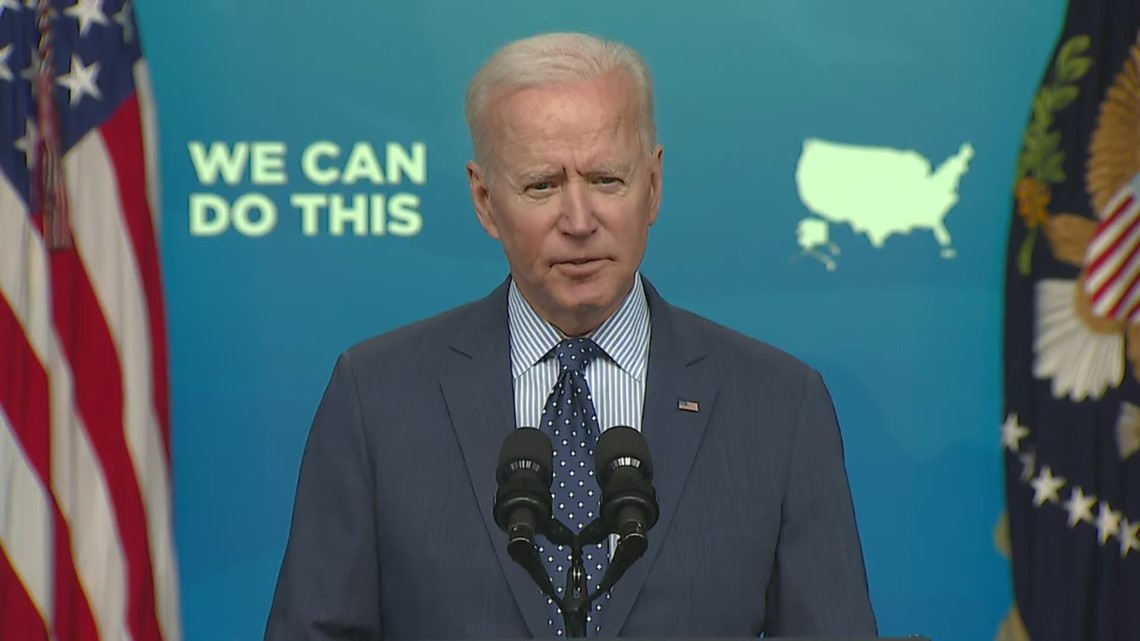 Free beer, other new incentives for President Biden's 'vaccine sprint'
