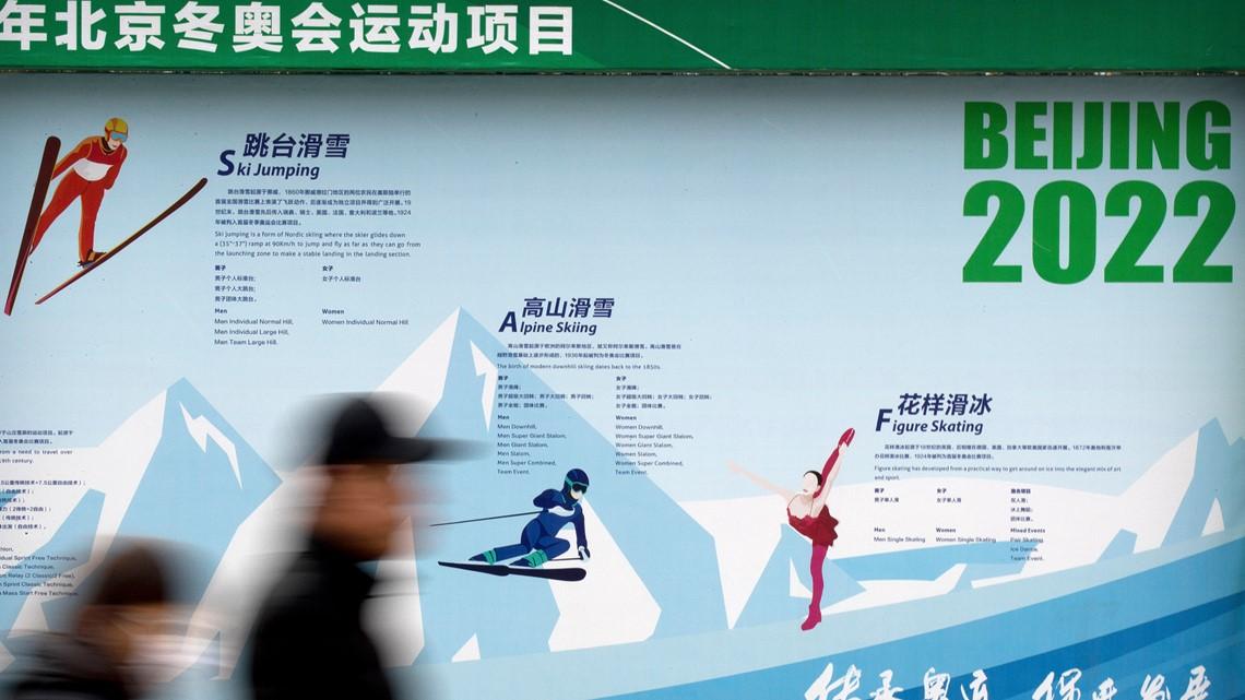Beijing 2022 organizers say on-track despite virus outbreak