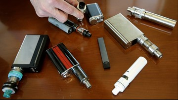 CDC investigating 153 cases of lung disease possibly linked to vaping