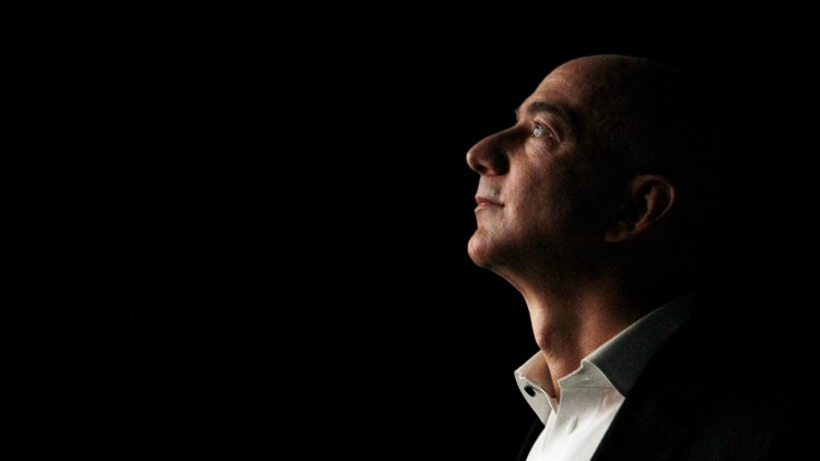 Jeff Bezos' rocket company sells first seat on New Shepard for $28 million