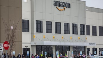 Amazon fires New York warehouse worker who staged walkout