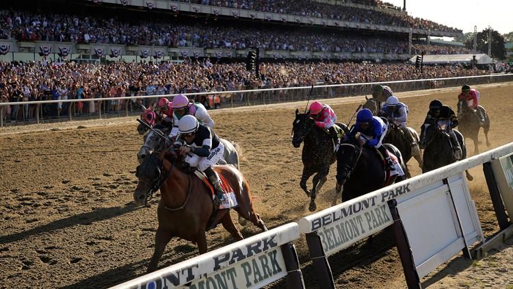 Belmont Stakes 2019 AP