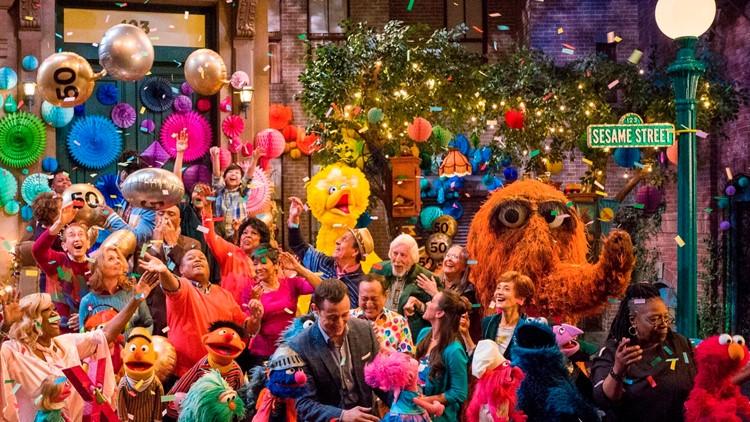 Sesame Street at 50