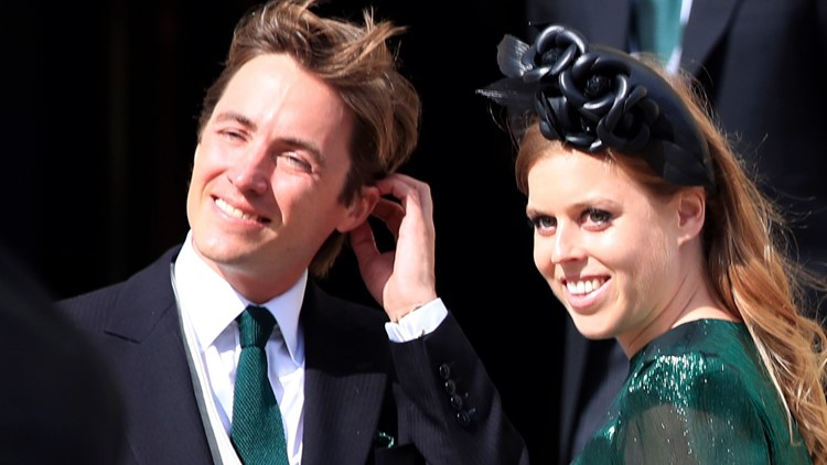 There's a new royal baby! Princess Beatrice gives birth to daughter