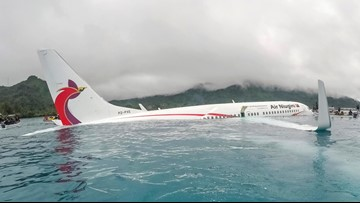 WATCH: Cockpit footage shows moments before plane crashed in the Pacific