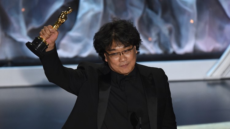 92nd Academy Awards - Show Bong Joon Ho