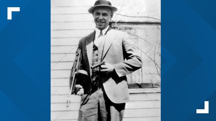 Dillinger's Body Exhumation