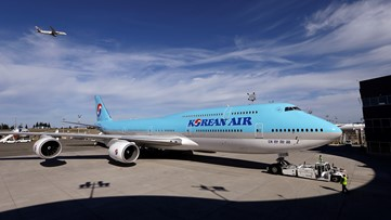 Flight attendant on South Korea-Los Angeles route tests positive for coronavirus