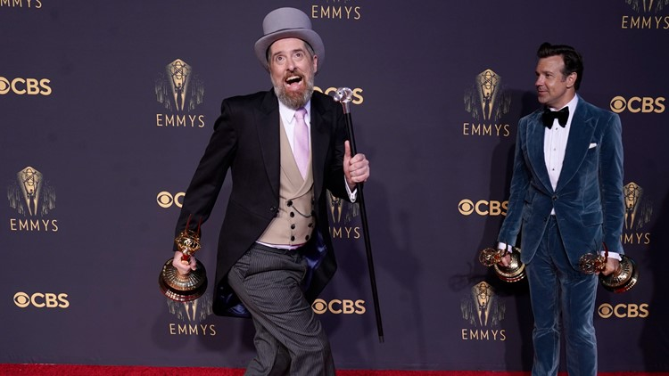 Emmy Moments: Not the Pandemmys — but hardly normal, either