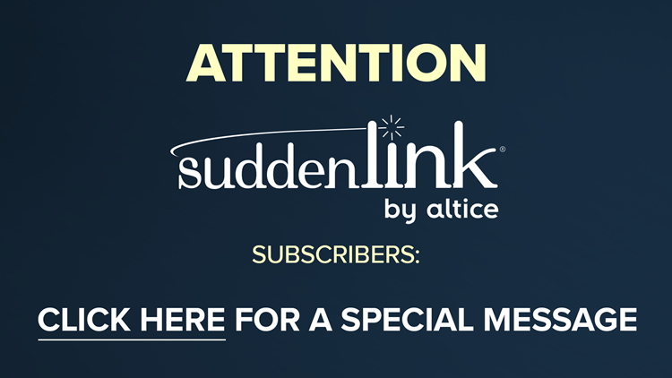 Attention Suddenlink Subscribers