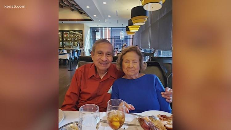 San Antonio couple married for more than 60 years beats coronavirus while sharing a hospital room