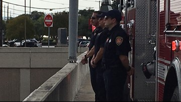 SAFD 'stunned' by death of 17-year veteran firefighter Greg Garza
