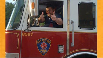 'Greg loved being a firefighter'   San Antonio mourns loss of SAFD veteran struck by vehicle