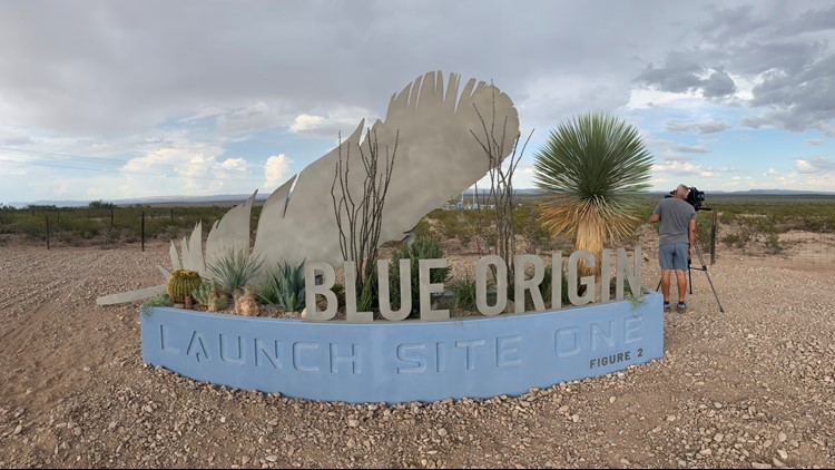 'Weather is currently not a constraint to launch'   Blue Origin New Shepard ready to launch Tuesday