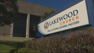 Latest coronavirus updates: Lakewood Church suspends in-person services