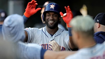 'Air Yordan' leads Astros in historic 23-2 blowout of Orioles