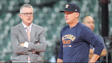 Astros cheating scandal: Fired manager A.J. Hinch apologizes for not stopping the sign-stealing