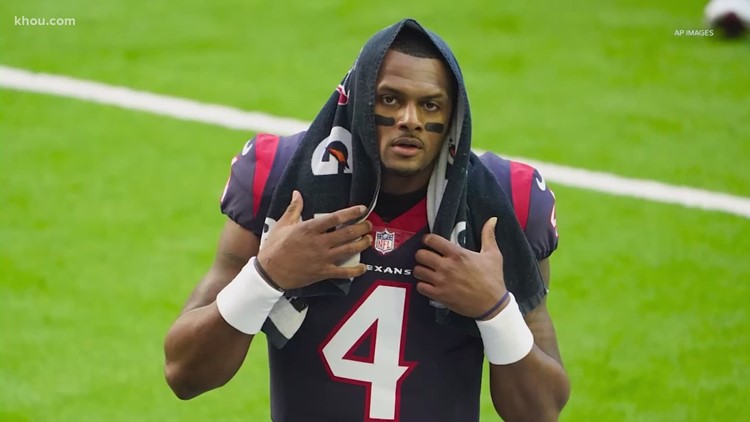Deshaun Watson requests trade from Houston Texans, reports say