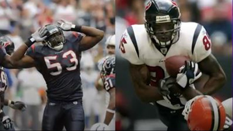 Two former Texans among eight ex-NFL players charged in 'health insurance scam'